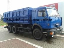 КАМАЗ 45144 сельхозник зерновоз