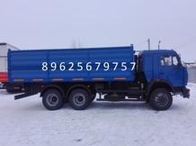 КАМАЗ 65115 зерновоз самосвал новый сельхозник