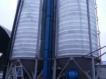 Бункеры с конусным дном БВ вентилируемые
