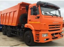 КАМАЗ 6520 самосвал 20 кубов 20 тн