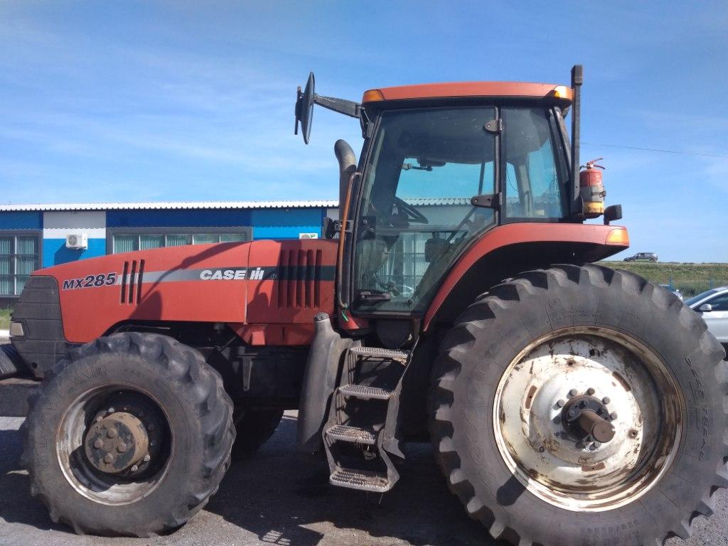 Трактор CASE MX 285 (2005 г.) бу г.Липецк