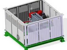 Измельчитель зерна Multicracker MC-370до 37 тонн в час. Германия.